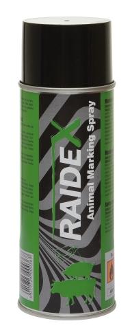 Kleurspray 500 ml groen
