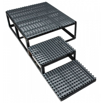 Vloerrooster 58,5x46,5x3,8 cm