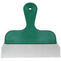 Afsteekmes 25 cm groen handvat