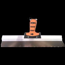 Afsteekmes 50 cm RVS softgrip handvat