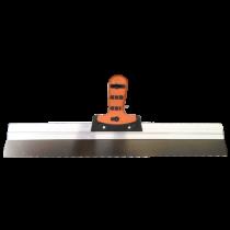 Afsteekmes 60 cm RVS softgrip handvat