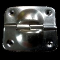 Duivenmand: scharnier voor aluminium mand 40x35 mm