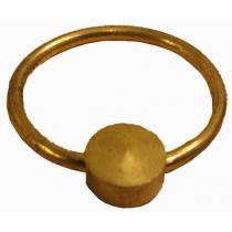 Duivenmand: ring voor bovenop vezelmand