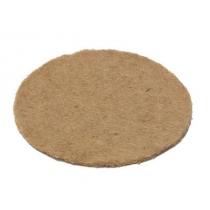 Duivenmatjes van natuurlijke stoffen 10 stuks