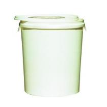 Emmer met deksel 33 liter