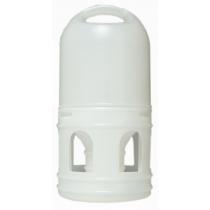 Fontein 5.0 liter wit/wit met 2 draaghandvatten