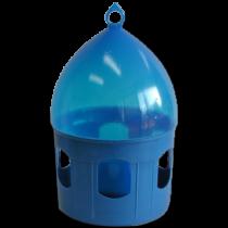 Fontein 5,0 liter blauw/blauw en draagring