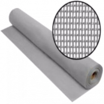Anti insectengaas - horrengaas 60 cm/m1 grijs
