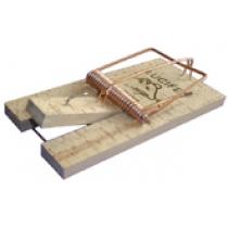 Muizenval houten plank
