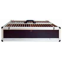 Opleermand hout 80x40x25 cm 1 vak BP