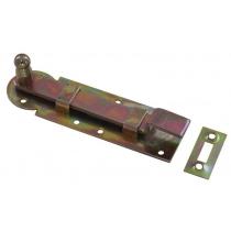 Schuif 100x35 mm met bocht
