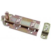 Schuif 100x45 mm met rol