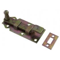 Schuif 160x50 mm met rol & bocht