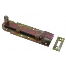 Schuif 80x30 mm met bocht