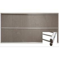 Metalen rooster 80x30 cm