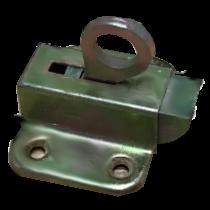 Boven raamknip 35x50 mm exclusief sluitbeugels