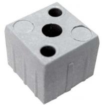 Buisverbinder koppelstuk 15 mm
