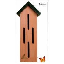 Vlinderkast met 4 ingangen