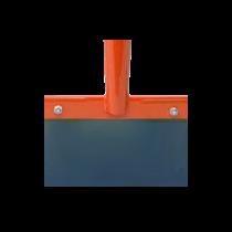 Vloerafsteekmes 15 cm. zonder steel