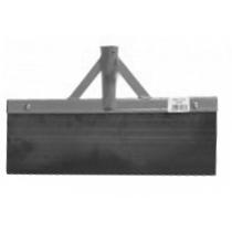 Vloerafsteekmes 50 cm zonder steel