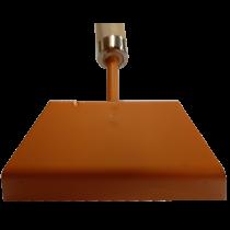 Krabber 16 cm met steel 110 cm
