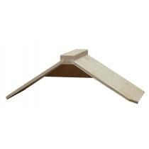 Zitje: 5 mm multiplex / hout XXL
