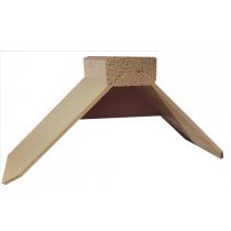 Zitje: 4 mm multiplex / hout