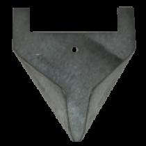 Zitstokhouder 45x60 mm